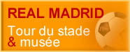 REAL MADRID STADIUM TOUR & MUSEUM BILLETS